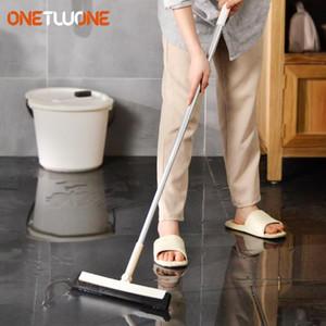 Household Magic Floor Wiper Mop Tile Floor Water Sweeper Toilet Kitchen Mop Floor Scrapper House Cleaner Cleaning Tools bbymEZ packing2010