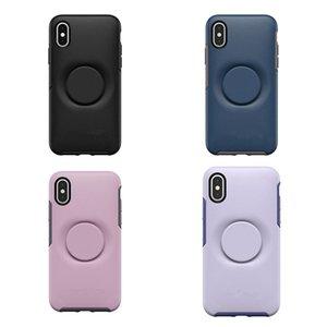 الجديد الأكثر مبيعا فون 6 6S 7 8 زائد 11 X الصبغي 12 حالة الهاتف غالاكسي S10 S20UItra التماثل فقاعة غطاء البوب موقف