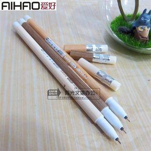 A-4870 0.5Mm Erasable Gel Pens Black  Blue Ink Office &School Supplies 12Pcs  Lot Fshion Hot