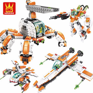 55171 Models Building Toy 412pcs Star Series Wars Super Clan Robot Gripper Building Blocks Toys For Children wmtFms toptrimmer