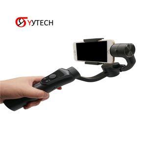 SYYTECH HIGHT Qualität 3-Achsen Smartphone Inhaber Gimbal Rotation Stabilisator Mobile Handheld + PS3 (App) Steuerung für Telefonzubehör Werkzeug