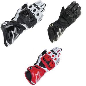 Новая S1 кожи дорога мотоцикла мотоцикл перчатка мужская и женская велосипедный спорт все-пальцевые анти-осень мотоцикл перчатки велосипеды 02
