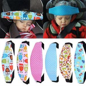 Baby Car Seat Head Support Children Belt Fastening Belt Adjustable Boy Girl Playpens Sleep Positioner Baby Saftey Pillows