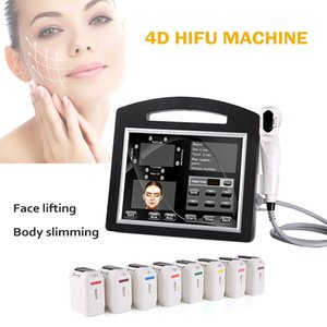 New 3D 4D HIFU Machine 12 Lines 20000Shots High Intensity Focused Ultrasound Hifu Face Lift Anti Wrinkle For Face And Body slimming