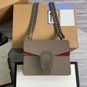 Avrupa ve Amerikan moda büyük isim çanta, kadın rahat trendy kozmetik çantalar, basit katı renk deri messenger çanta omuz çantası