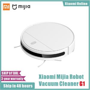 2020 Mijia Roboter-Staubsauger G1 Automatische Staub Sterilize App Smart Control Fegen Mopping Reiniger MJSTG1 für Mi Startseite