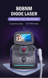 2021 Taibo Beauty Women 808nm 755nm 1064nm Máquina de depilación láser permanente Máquina de depilación Mini máquina para el salón de belleza