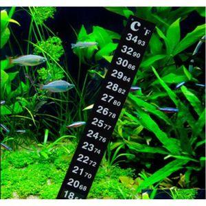 brewcraft strip thermometer fish aquarium temperature sticker scale aquarium fish supply digital dual indoor fridge zer zNPvw