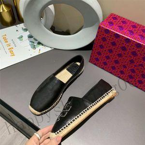2021 Women Casual shoes Italy Design Shoes vintage Platform Espadrilles Girls Genuine Leather Fashion Flat bottom Walking Shoe size35-40
