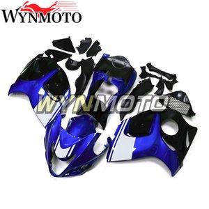 Carent per il 2013 Suzuki GSXR1300 2008 2009 2010 2011 2012 2014 2015 2016 BODYWORLA ABS plastica del corpo di iniezione Bianco nero bianco