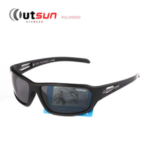 OUTSUN 2020 Мода Открытый Спорт солнцезащитные очки Мужчины поляризованные Рыбалка UV400 Солнцезащитные очки Polaroid Оригинал Sunglass