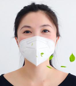 KN95 máscaras máscara de moda com respiração válvula fabricante local poeira e neblina 5-camada de máscara protectora com válvula