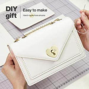DIY Valentine's Day Present For Girlfriend Gift Donne Borsa Birthday Surprise Handbag con strumenti set completi