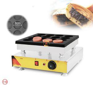 Бесплатная доставка Commercial Electric Red Bean вафель Imagawayaki Бейкер Obanyaki машина