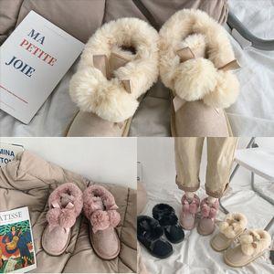 5Voye Top QualityBottes Mujeres Botas de nieve Laureate Boots Black Mujeres Cuero Real Love MEDAL MEDAL A LOYE OFICINA