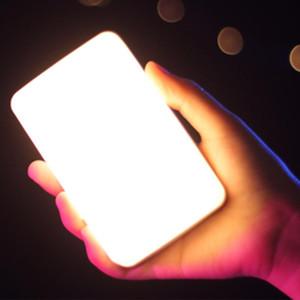 Ulanzi VL120 3200K-6500K LED Vidéo Refrenceur RGB Effet RGB FLB FLOG VLOG SOFT AVEC GEL 6 DE GEL DE COULEUR
