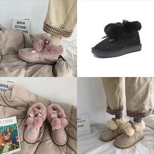 Rymna Moda High [OriginalNew Luxury Womens Toble Hlaf High Heel Calcetín Sock-like Botys Booties Booties Woolen Top Boots