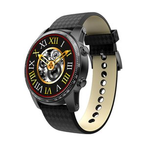 Kw99 smart watch 3G Android 5.1 system heart rate stainless steel leather strap Bluetooth support WiFi Download