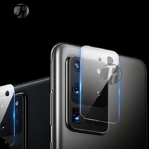 Защита объектива Samsung Galaxy S20 Ultra S10 Plus Fe Закаленная пленка стеклянного линза на защите объектива Samsung S10E