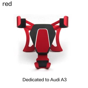 Degrees Rotation Gravity Car Air Vent Phone Holder for Audi A S Universal Mobile Phone Car GPS Bracket Stand