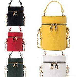 S4MGo Bucket Designer Flor de Luxo Crossbody Bags L Ombro Senhoras Bolsa Nota 2 Handbag Case Handbag Women Women Designer Tote