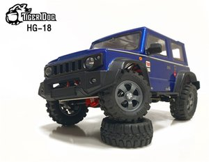 HG18 wireless remote control climbing car 1:18 RTR off-road vehicle simulation climbing car drift off-road vehicle shockproof sports car