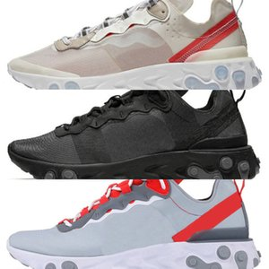 2020 Epic Undercover React Element 55 87 Men Women running luxe shoes Royal Tint RED ORBIT mens designer zapatos SE Taped Seams sneakers