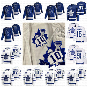 Joe Thornton Toronto Maple Leafs 2021 Ters Retro George Armstrong Auston Matthews John Tavares Simmonds Marner Rielly Nylander Jersey