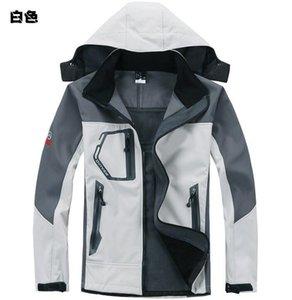Бесплатные доставка горячих мужчин newface осенне-зимний флис свитер мягкой куртки оболочки для мужчин спорта на открытом воздухе одежды теплого пальто