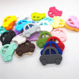 Chenkai 1PC Güzel Silikon Araç diş kaşıyıcınız Bebek Karikatür Bisküvi Oreo Cookie diş kaşıyıcınız DIY Fil Kelebek Hayvan Teething Oyuncak