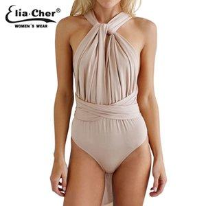 Need Bodysuit Женщины Rompers Elia Cher Марка Плюс Размер Повседневная Женская Одежда Chic Мода Сексуальная Леди Комбинезон Компания Rompers 6917 Y200904