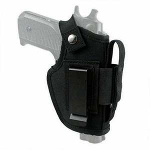 New Tactical Nylon Pistol Hip Gun Holster with Extra Mag Pouch For Bersa 3 8 0
