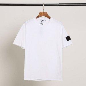 Camisa designer t-shirt t-shirt bermuda um topstoney sup cp masculino europeu macaco banhos bermudas caixa de cicatriz de mangas curtas krmrf
