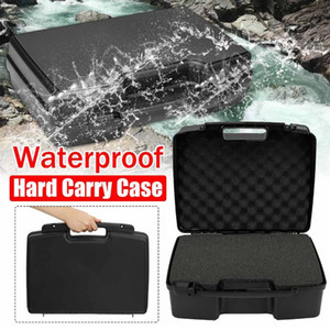 480*370*150mm 5Sizes ToolBox Instrument Box Plastic Tool Case Impact Resistant Safety Equipment Camera Storage with Pre-Cut Foam