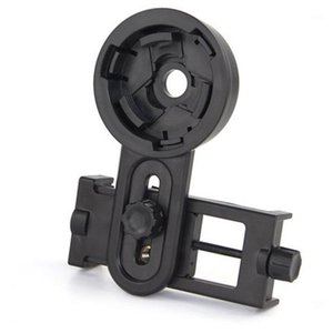 Durable Universal Smartphone Quick Photography Adapter Holder Mount Connector for Telescope and Cell Phone EM881