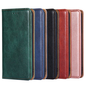 Stand Flip Leather Wallet Phone Case Cover For Samsung A42 A01 Core A71 A51 A41 A31 A21S A90 A70S A6
