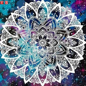 Full Square Round Diamond Painting Cross Stitch Wall Art Decor DIY 5D Diamond Mosaic crystal flowers Picture decor XY1