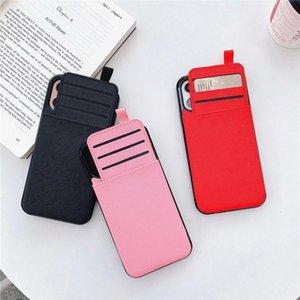 فاخر مصمم غطاء الهاتف ل iPhone 12 برو 11 promax x xr xs ماكس 7 8plus نماذج الأزياء حالة قذيفة