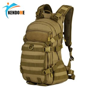 25L New Riding Bag Outdoor Tactical Backpack Cycling Helmet Bag Outdoor Sports Rucksack Mountaineering Tactical Blosa Y200920