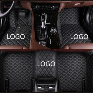 For BMW 1 2 3 4 5 7 Series X1 X3 X4 X5 X6 GT Series Z4 Waterproof floor mat Waterproof foot pad for car interior