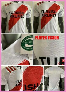 PLAYER VERSION 2020 2021 River Plate Soccer Jersey River Plate 20 21 riverbed Football jersey