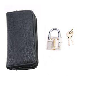 Free Shipping Multifunction Locksmith Supply pcs Locksmith Tools with Training Lock