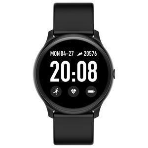 KW19 Smart Watches Bracelets Fitness Tracker Heart Rate Monitoring BT Call Men Women Smart Wristband Universal for iPhone HUAWEI Samsung