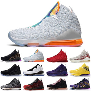 Wholesale top quality lebron\rjames\rlbj 17 jumpman low men sport Monstars Future outdoor mens trainers sports sneakers size 7-12