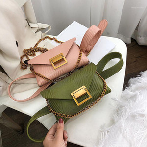Bag for Women 2019 Fanny Pack Ladies New Fashion Leather Waist Belt Bag Mini Disco Waist Women's Small Shoulder Bags Purse1