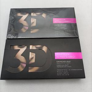 재고! 1030 버전 3D 섬유 속눈썹 방수 이중 마스카라 선물 세트 메이크업 속눈썹 1set = 2pcs DHL 무료