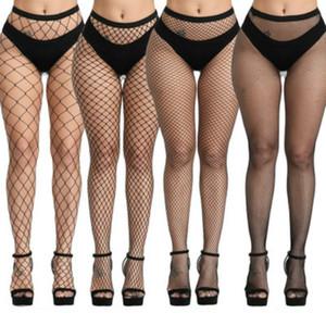 여성 섹시한 스타킹 팬티 스타킹 자료 양말 미끄럼 방지 매력적인 유혹 망사 스타킹 여자 패션 2020 새로운 도매