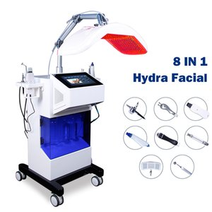 Hydrafacial Dermabrasion Machine Oxygen Jet Hydra Facial Machine Peeling Ultrasonic Scrubber RF Face Lift Microdermabrasion Machine