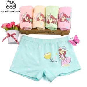 5pcs lot Girls Underwear Children Boxers Underwear Kids Underpants Kids Panties Children's Soft Cotton Underpants Kids Clothes Y0126
