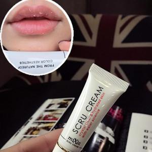 1PC Beauty Lip Scrub Удаление Horniness воды Наука губ отшелушивающий гель fE1
